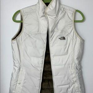 Reversible North Face vest